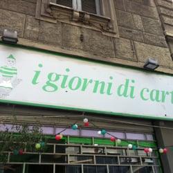 I Giorni di Carta, Milano