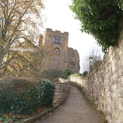 Tamworth Castle, Tamworth, Staffordshire