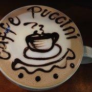 Caffe Puccini - Caffe Puccini / Latte / By: Yadira Navas - San Francisco, CA, Vereinigte Staaten