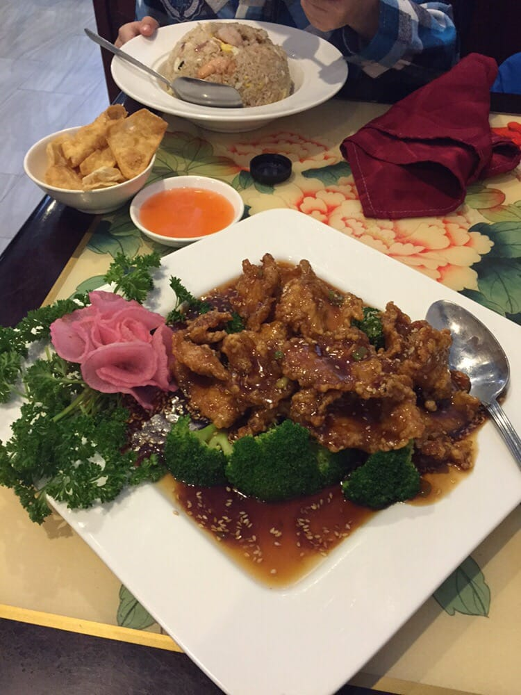 Kam Luang Kitchen Chinese Restaurants Somerset NJ United States Revie