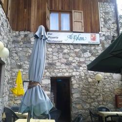Ristorante Pizzeria Folon, Fondo, Trento, Italy