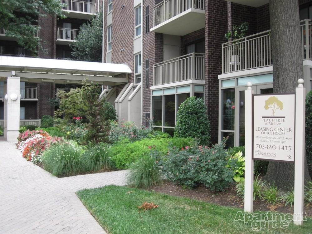 Peachtree Apartments Falls Church Va