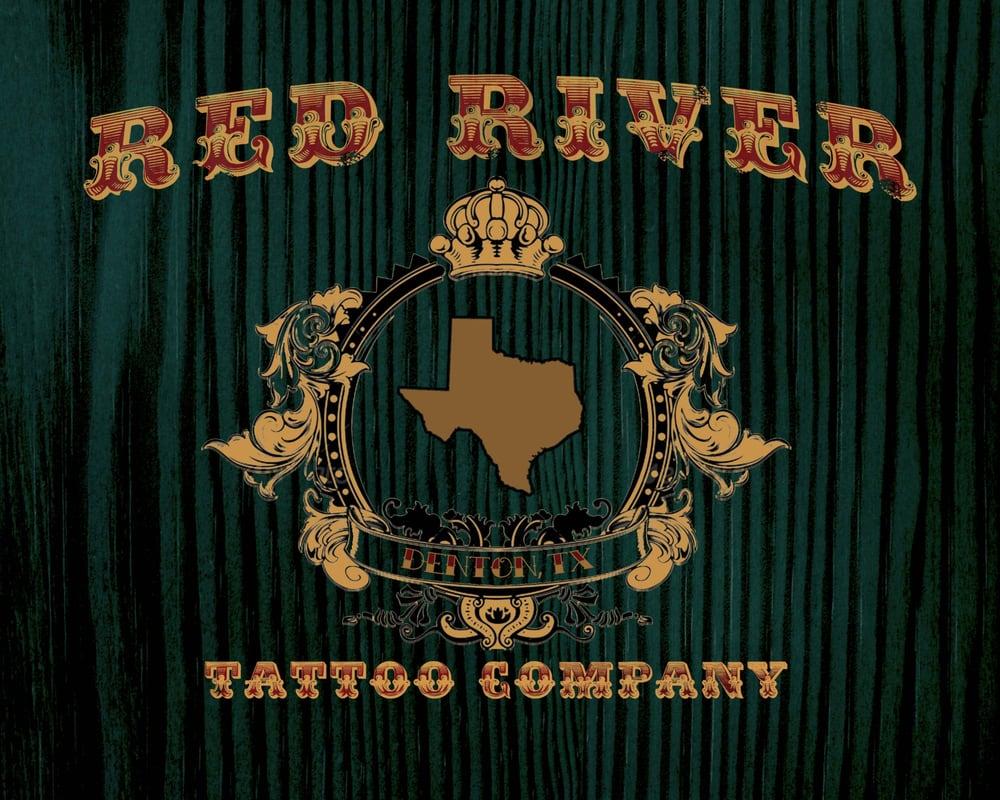 Red river tattoo company 11 photos tattoo denton tx for Tattoo shops denton tx