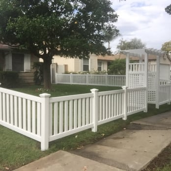 Vinyl fence depot 144 photos 55 reviews contractors 14700 oxnard st van nuys van nuys - Vinyl railing reviews ...