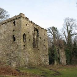 Candleston Castle, Merthyr Mawr