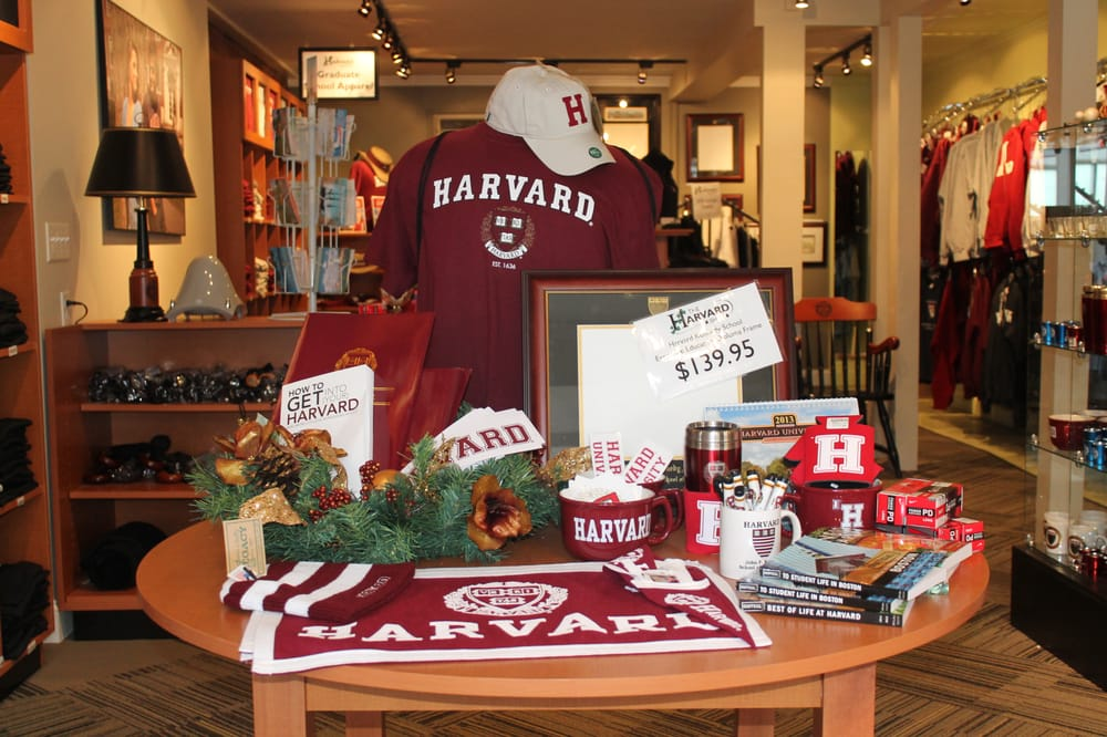 Harvard square clothing stores