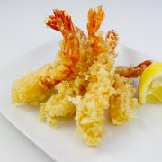 Sushi Catering - King Prawn Tempura