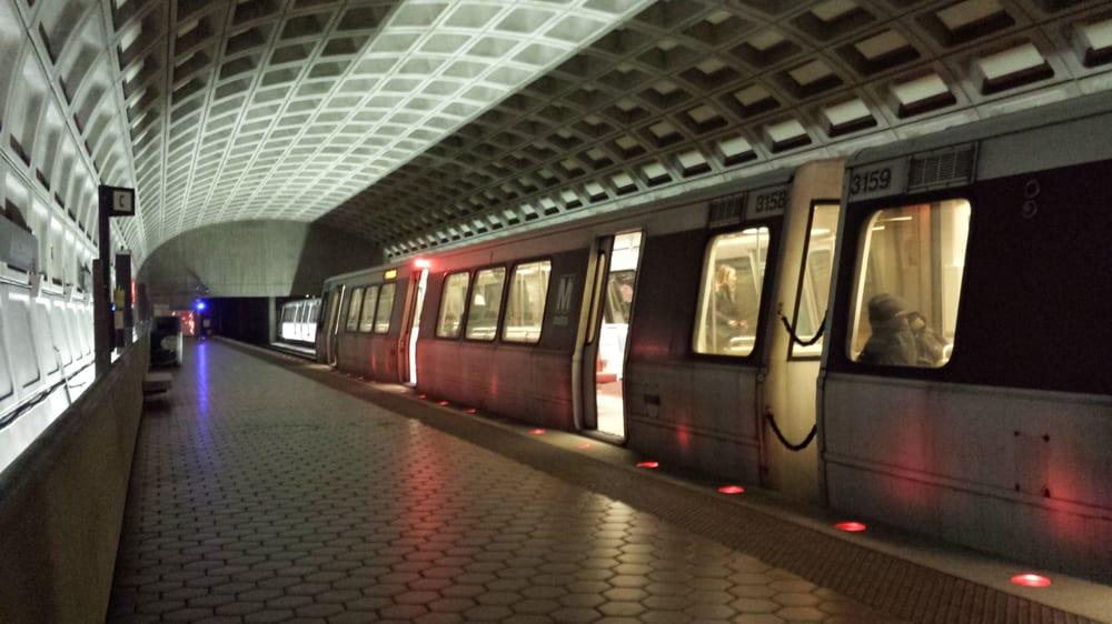 Ballston Mu Metro Station 14 Photos Public