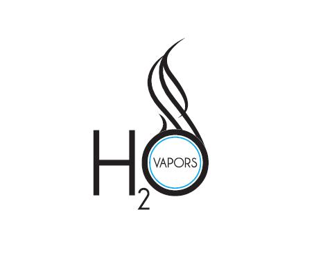 States  h2o Vapors logo  H2o Logo Png