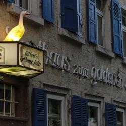Gilbert's Goldener Adler, Heidelberg, Baden-Württemberg