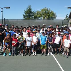 Sylvano tennis academy santa clara ca yelp for Academy salon santa clara