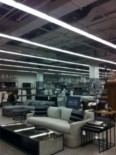 Restoration hardware outlet furniture stores downtown for Restoration hardware online shopping