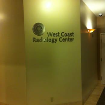 West Coast Radiology Center Radiologists Santa Ana Ca