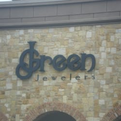 J Green Jewelers logo