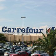 Carrefour - Lattes, Hérault, France. Carrefour Centre commercial Lattes Montpellier