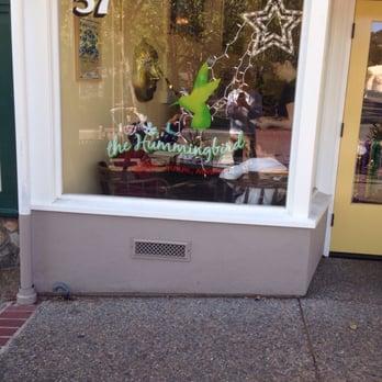 Hummingbird Cafe Fairfax Ca
