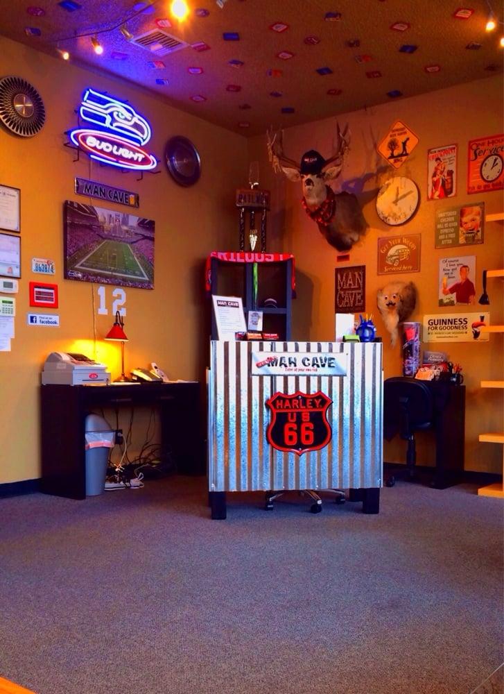 Man Cave Store Obx : Man cave barber shop barbers monroe wa reviews