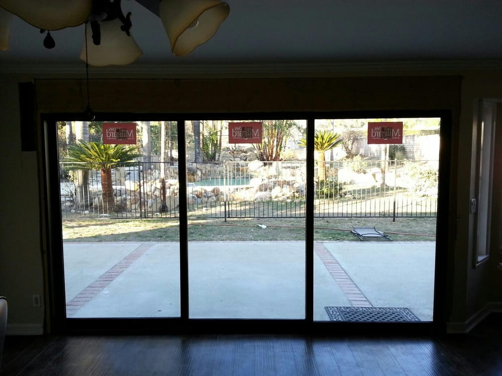 Affordable sliding door inc 31 photos windows for Door 55 reviews