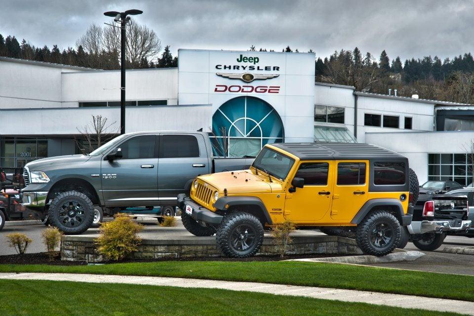 larson chrysler jeep dodge ram sales car dealers. Black Bedroom Furniture Sets. Home Design Ideas