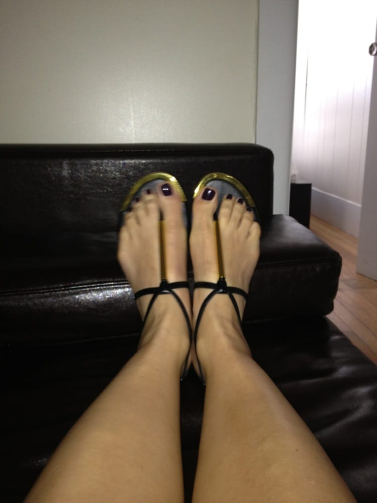 new feet worship