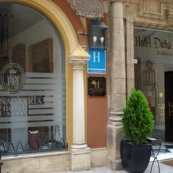 Hotel Doña María, Seville, Sevilla, Spain