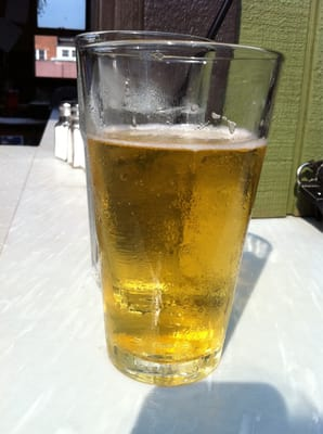 McCoy's Public House - Ginger shandy - Kansas City, MO, Vereinigte Staaten