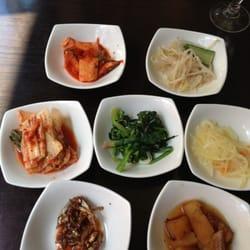 Kimghi, pommes de terre, choux, des…