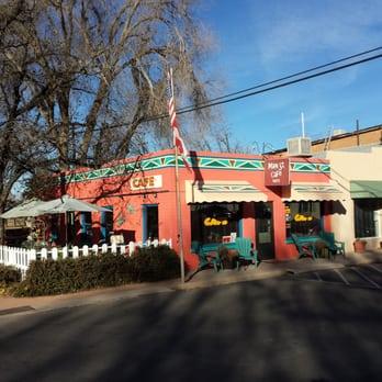 Main Street Cafe Menu Hurricane Ut