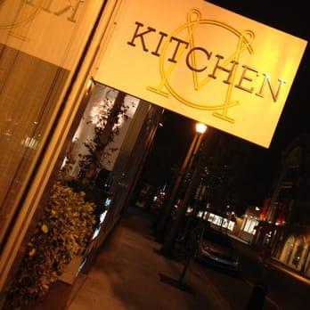 Restaurant Review MC Kitchen Miami Mc Fl United States Design District.