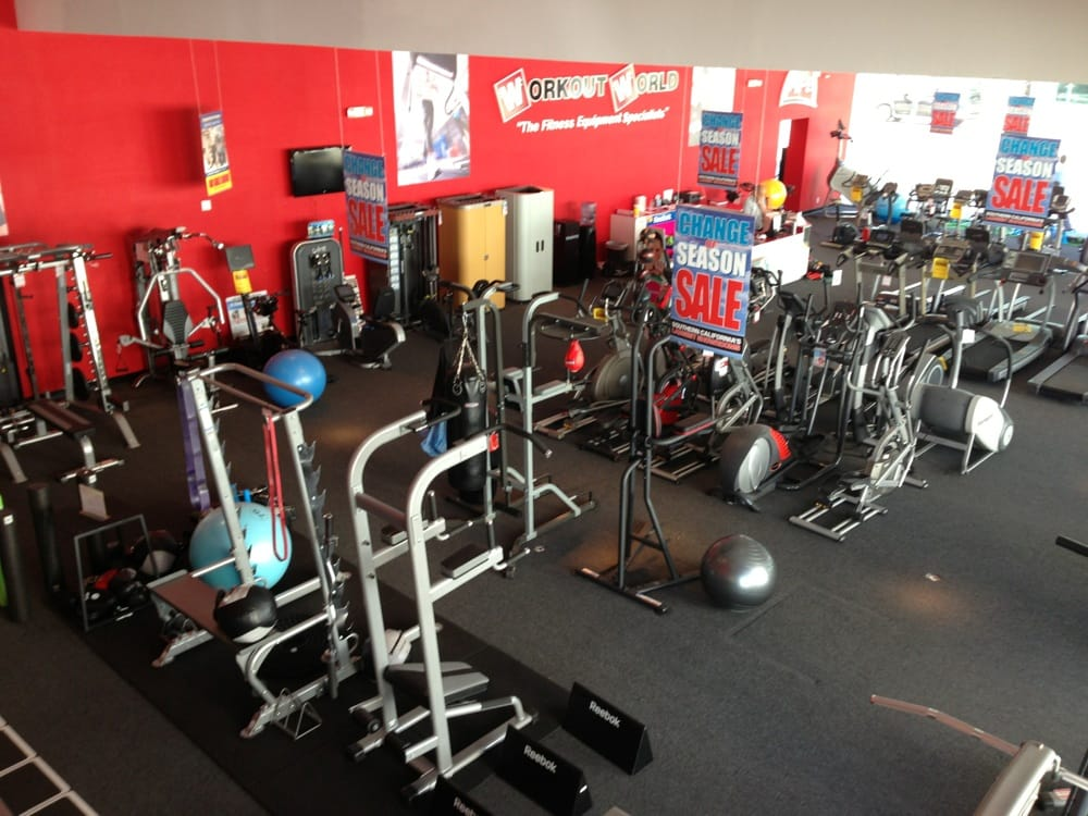 Workout World - Beverly Hills - Beverly Hills, CA