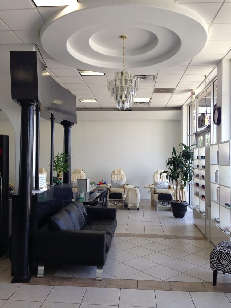 International hair salon nail spa nail salons for Salon international