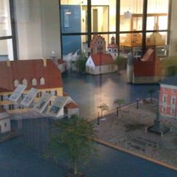 Miniaturbauten Altstadt