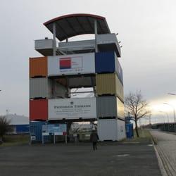 Container Aussichtsturm, Bremerhaven, Bremen