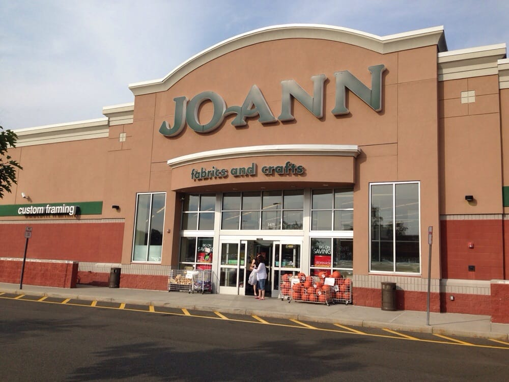 Jo ann fabric and craft fabric stores milford ct for Joann craft store near me