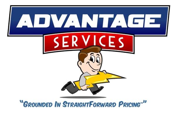 Advantage Services Logo