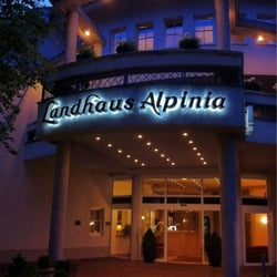Landhaus Alpinia, Berlin