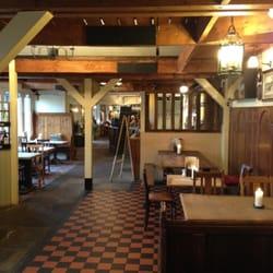 Proper British pub.