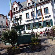 Hotel Restaurant Deidesheimer Hof, Deidesheim, Rheinland-Pfalz