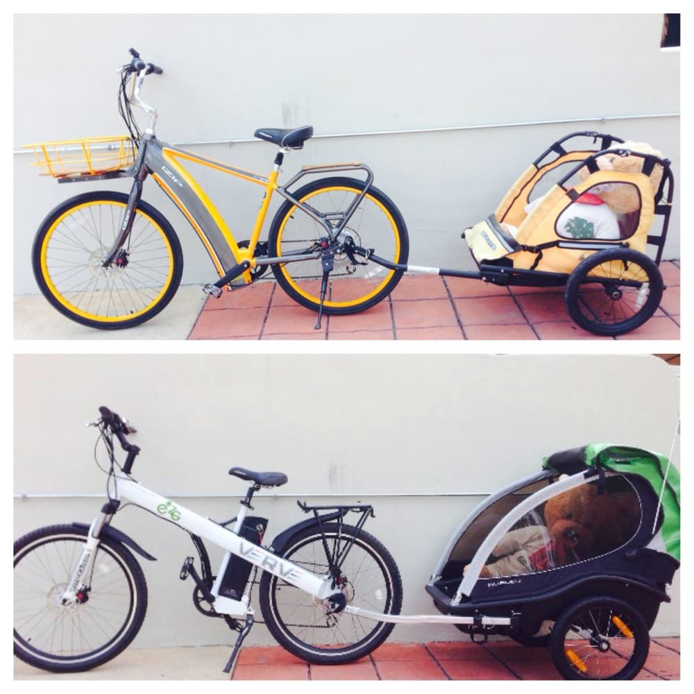 Ez green electric bicycles 34 photos bikes dana for Motorized bicycle shops near me