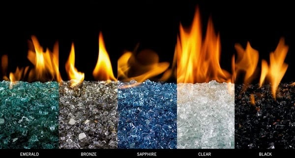 Fire glass all colors for fire-pit and fireplace | Yelp