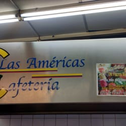 Las Americas Cafeteria