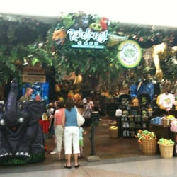 Rainforest Cafe Temp Closed American Traditional