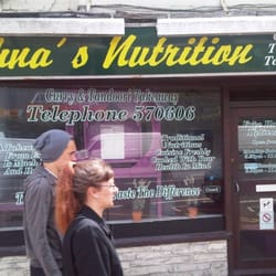 Eshnas Nutrition Indian Takeaway, Brighton