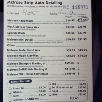 auto repair prices