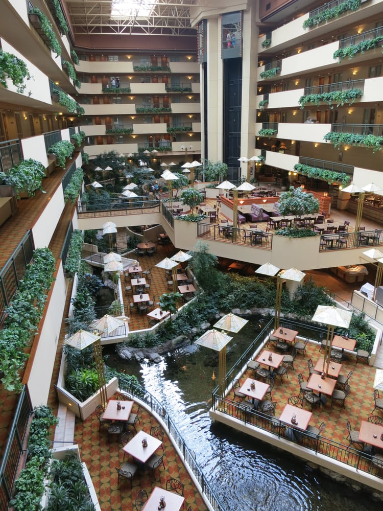 Embassy Suites Hotel Near Me