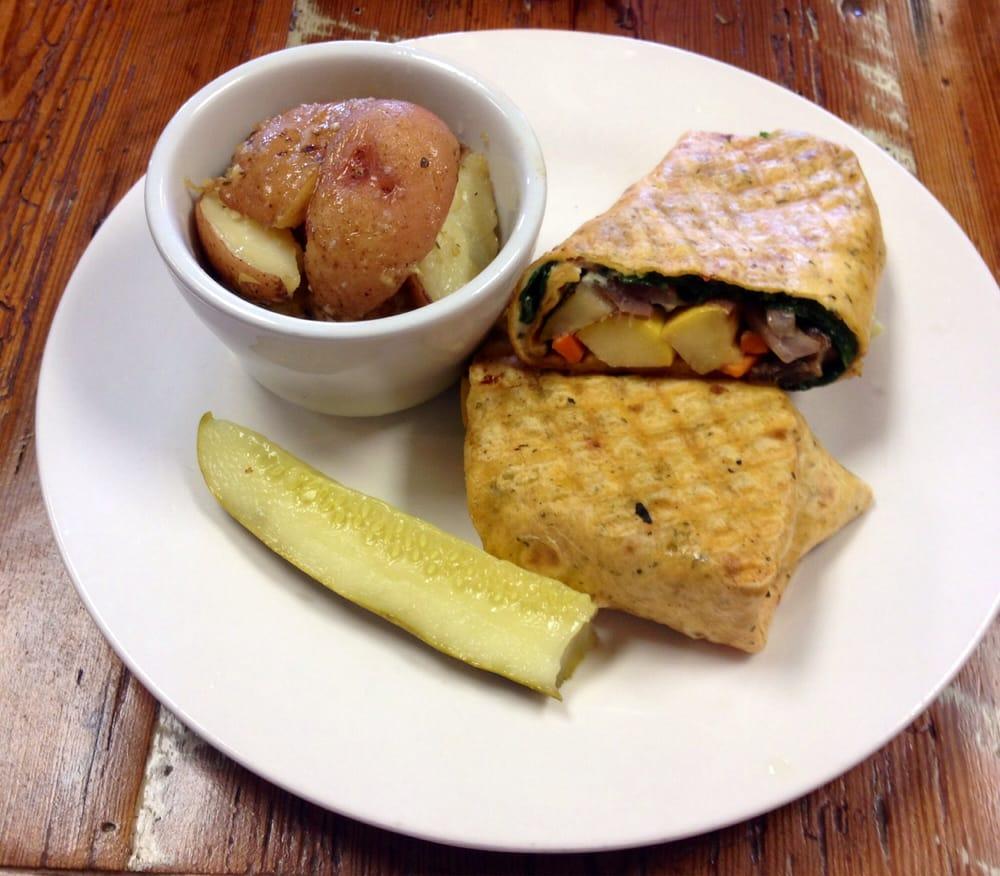Sage Garden Cafe Menu Frankfort Ky