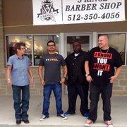 Kingz Barber Shop - John, David and Jacob - Leander, TX, United ...