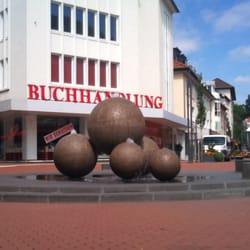 Kugelbrunnen, Gießen, Hessen