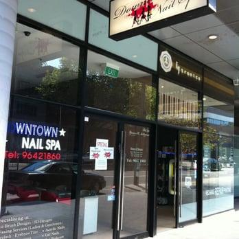 Downtown nail spa 10 photos beauty spas docklands for 24 hour nail salon in atlanta ga