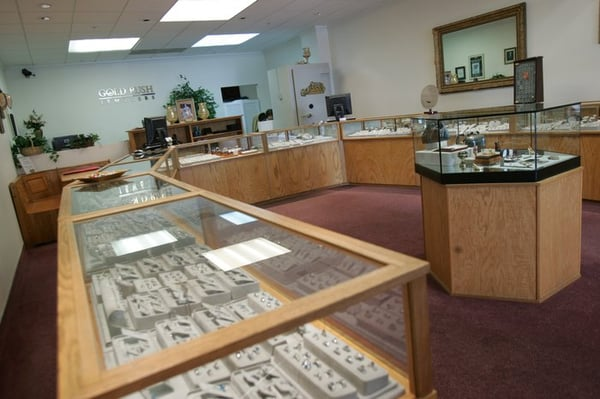Gold rush jewelers san rafael ca yelp for Jewelry repair san rafael